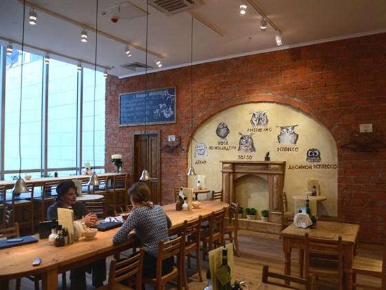 Ресторан Le pain quotidien - фотография 11