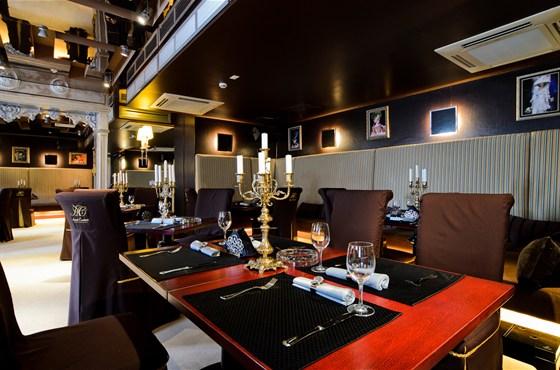 Ресторан Haute Couture  - фотография 21 - Зал 2