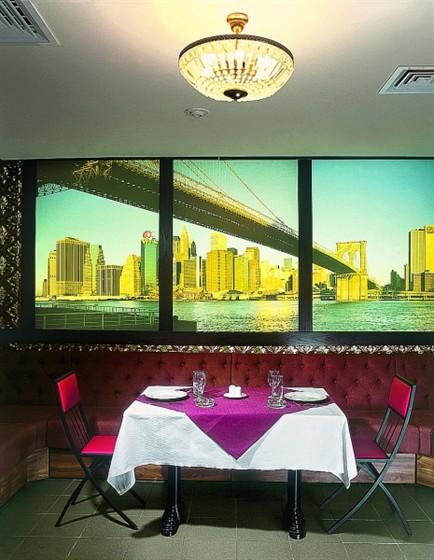 Ресторан Папа Джем - фотография 5 - VIP зал
