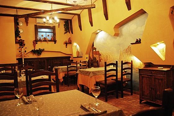 Ресторан Старый дом  - фотография 6 - Вип Зал