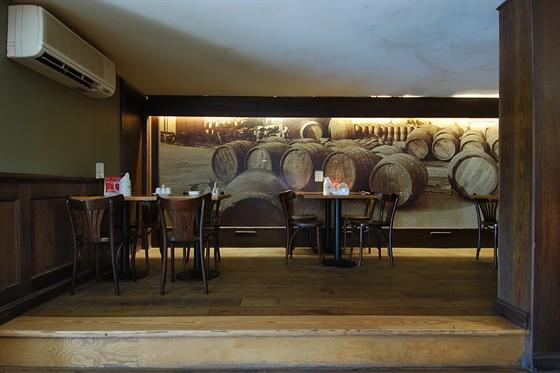 Ресторан Пилзнер - фотография 8 - Интерьер