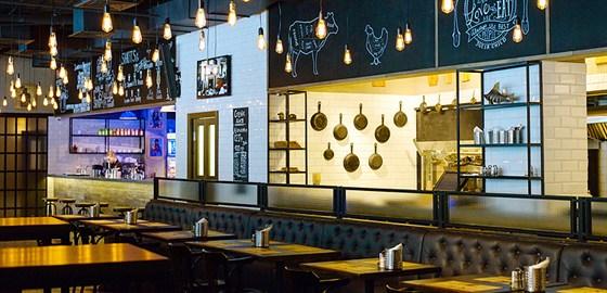 Ресторан Мясо or Fish - фотография 1