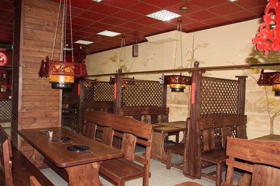 Ресторан Золотой дракон - фотография 1