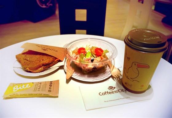 Ресторан Coffee and the City - фотография 1 - Блюда из меню кофейни