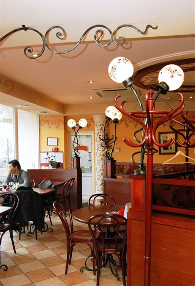 Ресторан Крепери де Пари - фотография 1