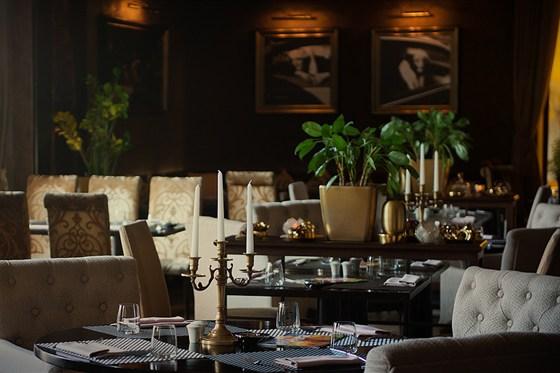 Ресторан Золотой - фотография 4