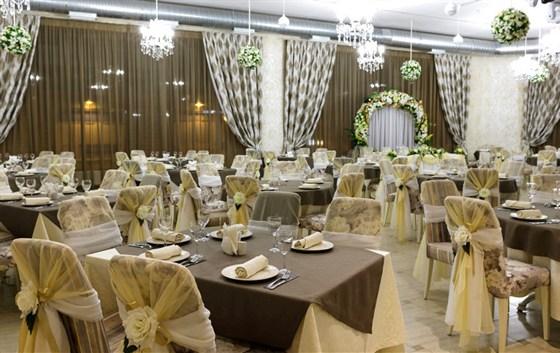 Ресторан Артишок - фотография 14 - Банкетный зал.
