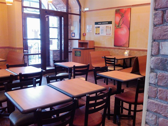 Ресторан Subway - фотография 7