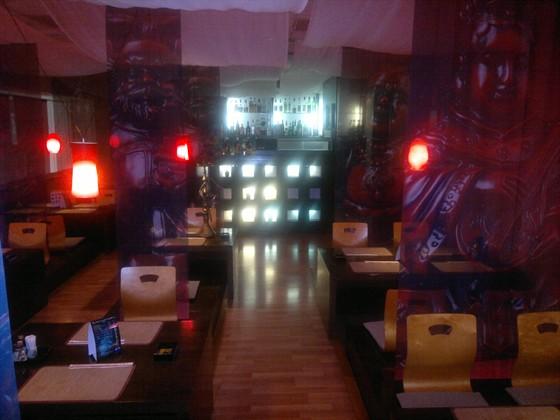 Ресторан Light - фотография 3 - первый зал