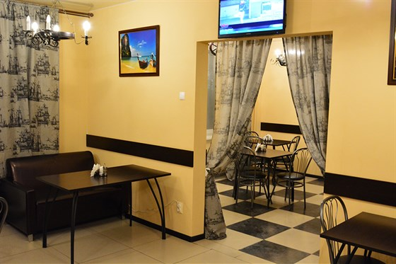 Ресторан Свой остров - фотография 1