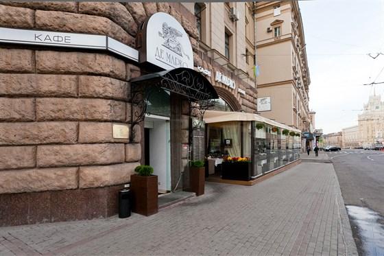 Ресторан Де Марко - фотография 49 - Летняя веранда