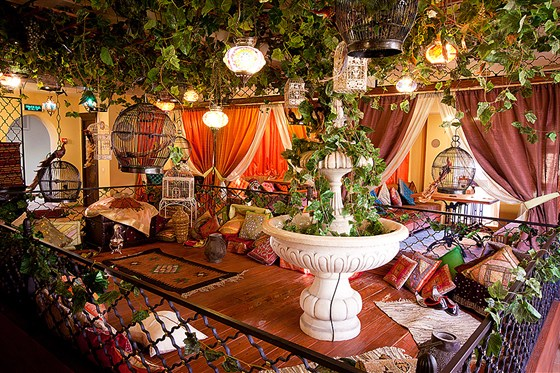 Ресторан Нардин - фотография 2