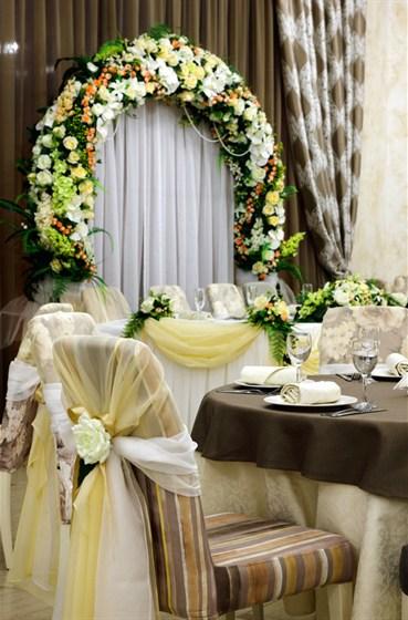 Ресторан Артишок - фотография 9 - Банкетный зал.