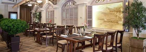 Ресторан Бульвар - фотография 12