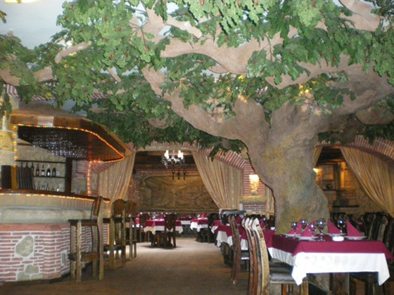 Ресторан Камин - фотография 1