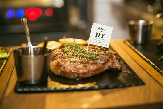 Ресторан New York - фотография 1