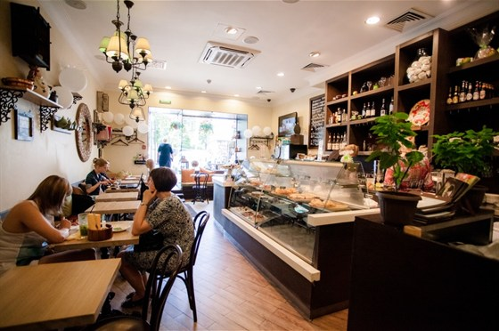 Ресторан Андерсон на Страстном - фотография 1