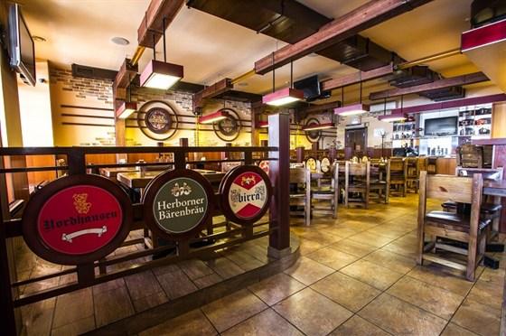 Ресторан Бир Хоф - фотография 12 - Спорт-бар БирХоф