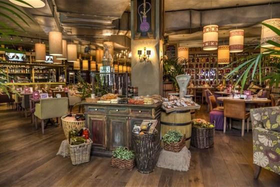 Ресторан Баклажан - фотография 7