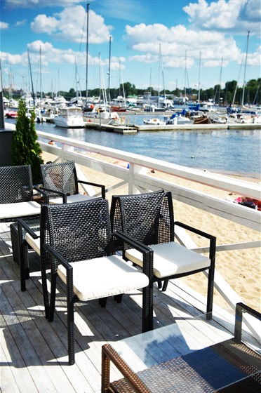 Ресторан Juicy Beach - фотография 3