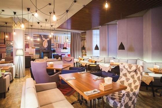 Ресторан Voilok - фотография 5