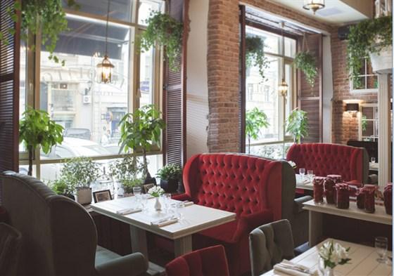 Ресторан Insolito - фотография 5