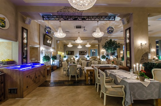 Ресторан La panorama - фотография 11