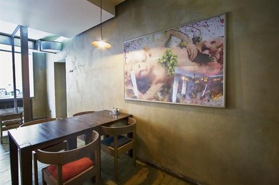 Ресторан Фасоль - фотография 12