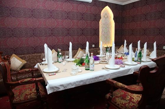 Ресторан Хайям - фотография 20 - Караоке зал