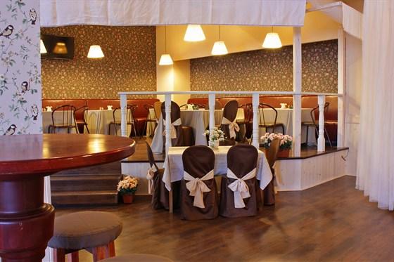 Ресторан Chou Chou - фотография 8