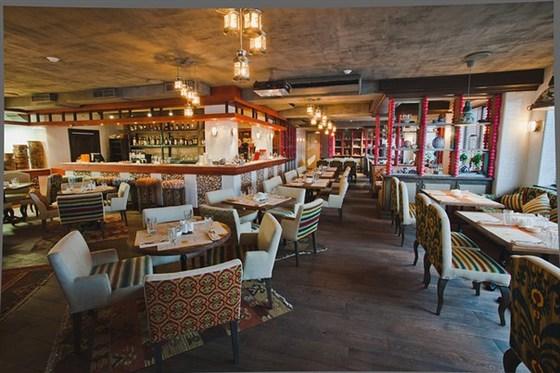 Ресторан Пури - фотография 7