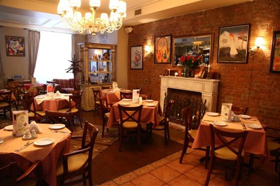 Ресторан Gayane's - фотография 10