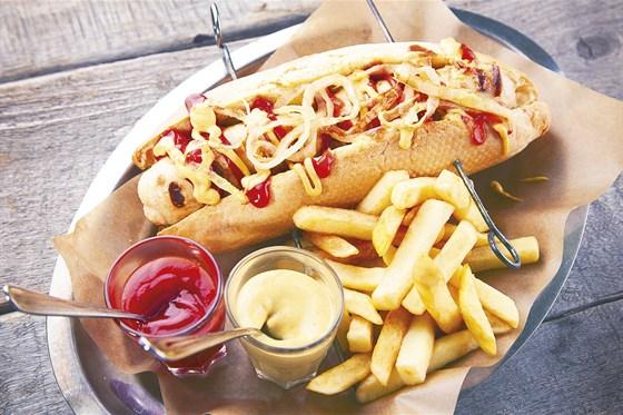 Ресторан Zinger Grill - фотография 12 - Zig dog