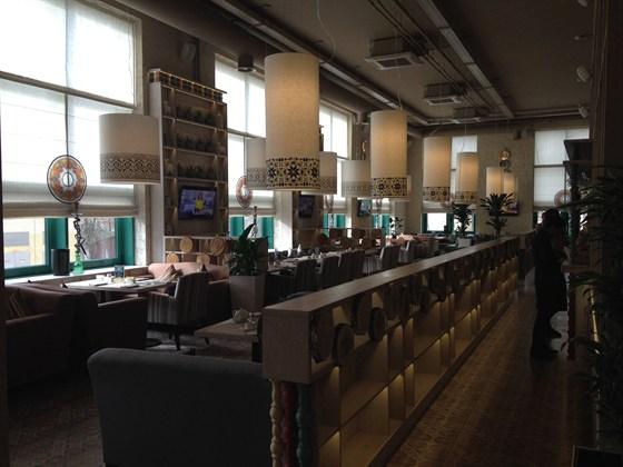 Ресторан Лепешка - фотография 3 - первый этаж 2