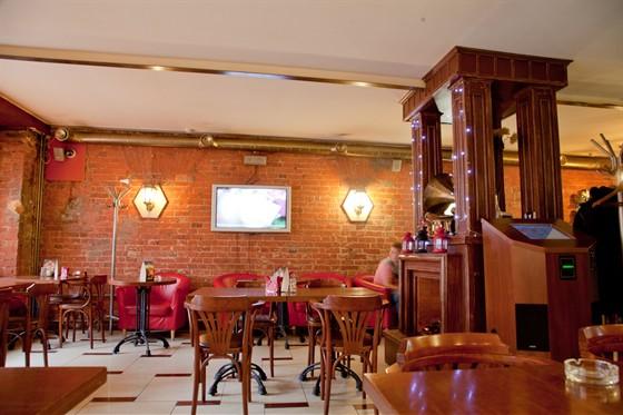Ресторан Life Café - фотография 11