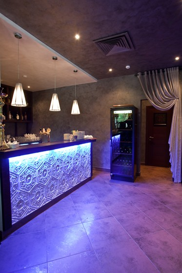 Ресторан Навои - фотография 5 - 1-этаж бар