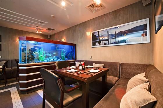 Ресторан Wok - фотография 8 - Зал для некурящих