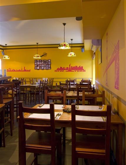 Ресторан Code 011 - фотография 14