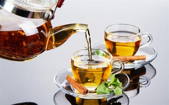 Ресторан Жасмин - фотография 1 - Чай жасмин