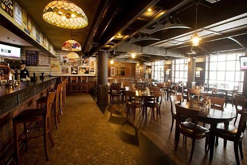 Ресторан Пивная станция - фотография 8