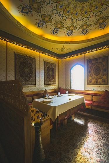 "Ресторан Караван - фотография 1 - Ресторан ""Караван"". VIP-зал"