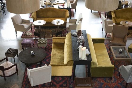Ресторан Гараж - фотография 9