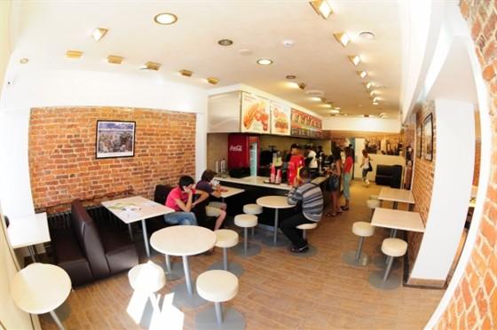 Ресторан City Grill Express - фотография 26