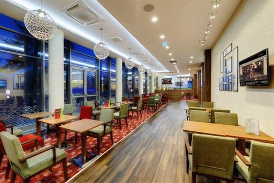 Ресторан Hampton - фотография 3