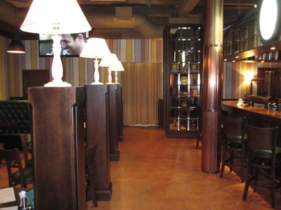 Ресторан 1516 - фотография 23
