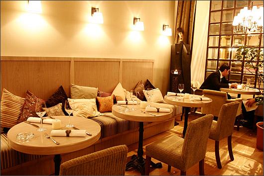 Ресторан Flamant - фотография 4