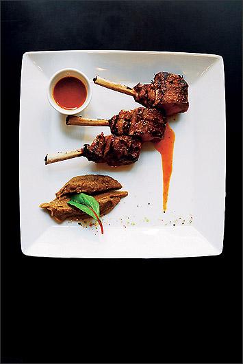 Ресторан Золотой - фотография 12