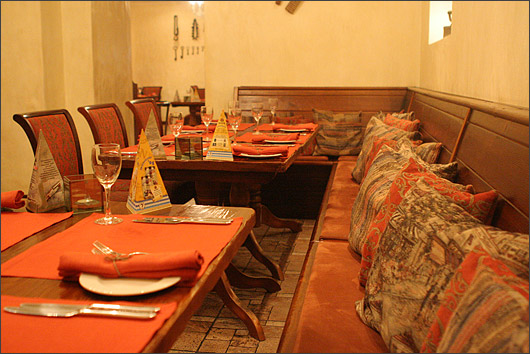 Ресторан Альпенглюк - фотография 7