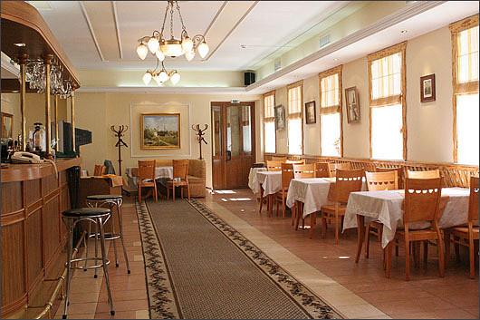 Ресторан Замоскворечье - фотография 14