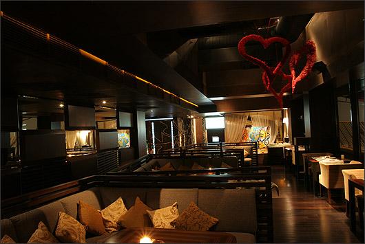 Ресторан Sky Lounge - фотография 1